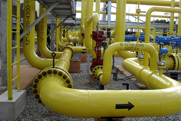 Estação de Compressão de Gás Natural (TAG)
