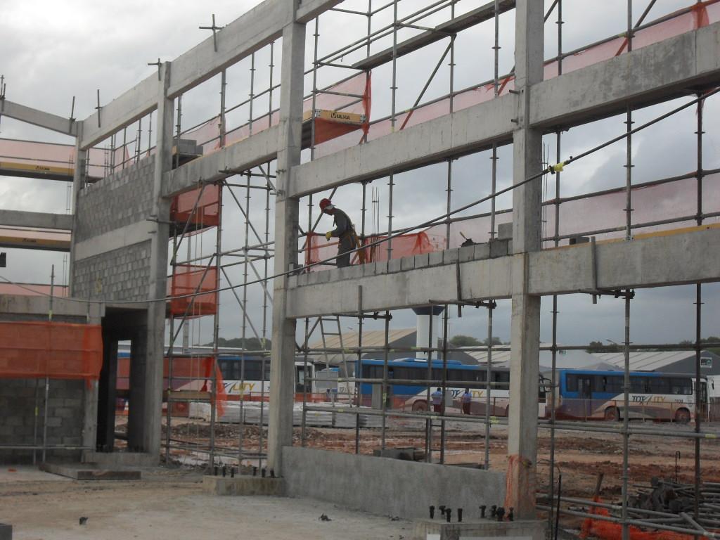 Construção Civil Industrial