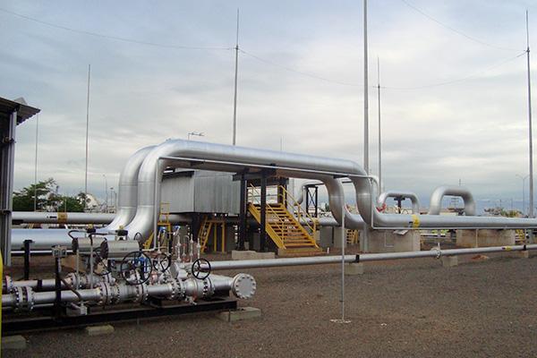 Estação de Compressão de Gás Natural (TBG)